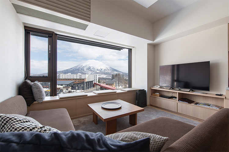 2 Bedroom Yotei View